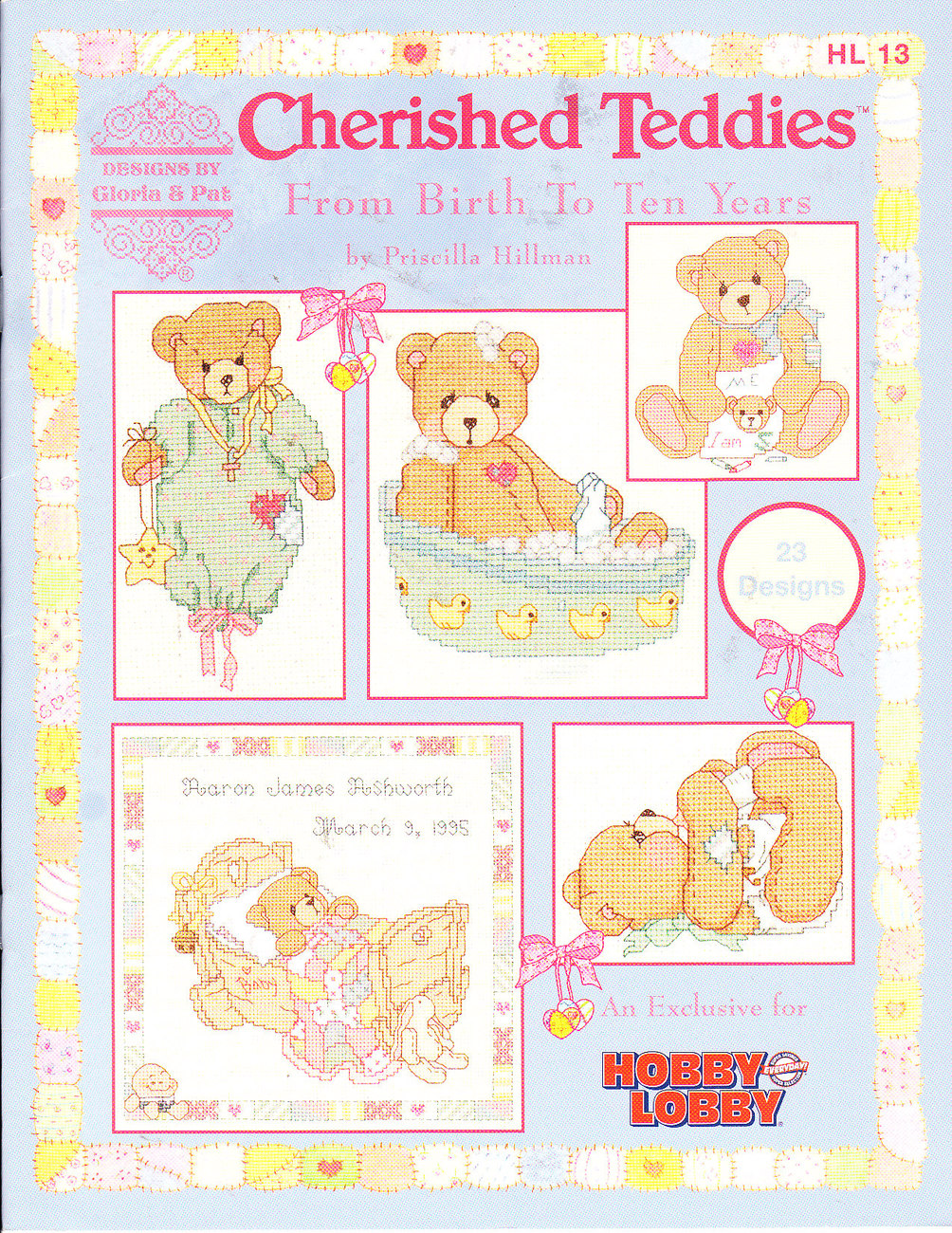 *Gloria and Pat - Cherished Teddies - * 24 * Birth to  Ten