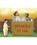 Optimism For Sale - $4.25
