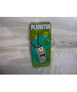 Plankton Spongebob Squarepants Watch With Tin -... - $6.99