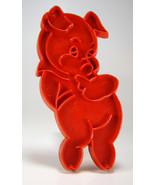 Tupperware Pig or Piglet Cookie Cutter - 1960's - $5.88