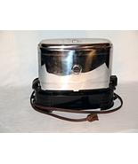 Toast O Lator Model J 1940s Toaster - $175.00