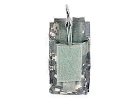 NcSTAR Airsoft Single Magazine Pouch Vest w/ PA... - $9.74