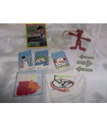 Bendable Ant, Hello Kitty Keychain, Tags, Bobby... - $2.00