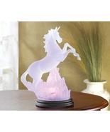 Unicorn Horse Lamp Statue - $29.00