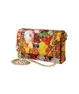 Small Rose Handbag- gold color fittings- FLIGHT... - $363.00