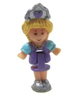 1993 Polly Pocket Dolls Pony Parade Ring - Polly
