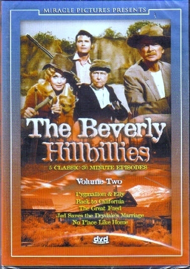 The Beverly Hillbillies VOL 2 new never opened