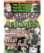 The Brain That Wouldn't Die & Beast of Yucca Fl... - $0.00