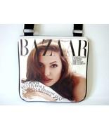 Angelina Jolie Bazaar Magazine Messenger Sling ... - $20.00