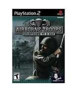Airborne Troops Countdwn D-Day PS2 Playstation ... - $6.59