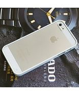 iPhone 5 Protective Cover Soft Silicone Edge Cl... - $6.99