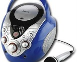 Buy Audio Systems   - NEW Karaoke Party Machine CD+G Portable System Boombox AS-IS