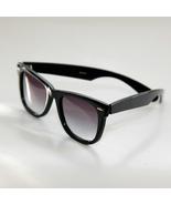 Classic Tortoise Sunglasses. Black/ Chrome/ Gra... - $19.50