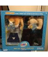 MIB 2 WEBKINZ  & 1 LILKINZ PET With Codes  & 2 ... - $19.99