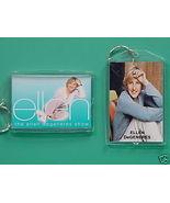 Ellen DeGeneres 2 Photo Designer Collectible Ke... - $9.95