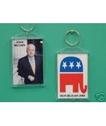 John McCain Republican 2 Photo Collectible Keyc... - $9.95
