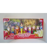 Snow White Pez Collectible Snow White  Dwarfs Pez Ltd. Edition