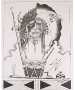 Native American Chief Limited Edition Print by ... - $49.97