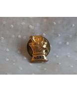 NARD Rx Pin Gold Toned Metal Vintage Pharmacist... - $3.99