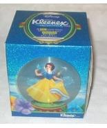 2005 Disney Hologram Snow White Kleenex Box Uno... - $30.00