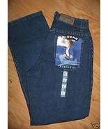 Ladies RIDERS LEE Misses Eased Fit 6 M Dark Blu... - $15.99