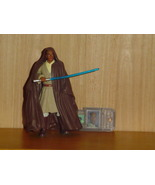 HASBRO STAR WARS EPISODE ONE MACE WINDU FIGURE ... - $4.00