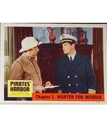 Haunted Harbor (aka Pirates Harbor) 1944 15 Cha... - $4.99