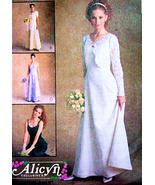 McCalls 9188 New Womens Dress 6 to 10 Wedding D... - $16.95