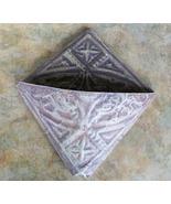 Tuscan Style Tin Wall Pocket, Vintage Tin, Hand... - $33.00