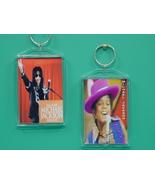 Michael Jackson 2 Photo Designer Collectible Ke... - $9.95