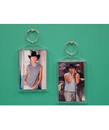 Kenny Chesney 2 Photo Designer Collectible Keyc... - $9.95