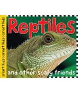HARDCOVER Reptiles and Amphibians Priddy Bickne... - $8.29