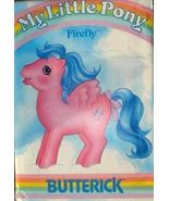Vintage Butterick 3213 My Little Pony FIREFLY Plush Pattern - $20.00