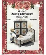 TOLE PAINTING PATTERNS SCOTTIES BAUERNMALEREI BAVARIAN - $14.60