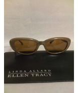 ELLEN TRACY TAUPE SUNGLASSES - $43.99