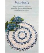 Crochet PATTERN Lovely Delicate