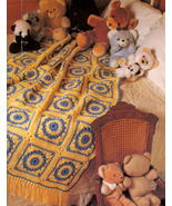 Crochet PATTERN Lovely