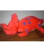 LNT Linens Things Jr Dino Dinosaur Plush Stuffe... - $22.50