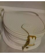 MUNDI SMALL WHITE MESSENGER SHOULDER BAG New - $37.99