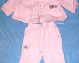 Buy Matching Sets - Pink Jacket and Matching Pants by George 3-6 months