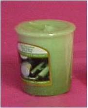 Country Garden Votive from Old Virginia Candles