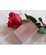 Handmade Rose Clay Facial Soap  5.0 Oz Bar  App... - $4.25