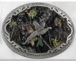 Buy Mossy Oak Pheasant Hunting Enamel Pewter Buckle ,Sport