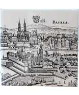 Ceramic Trivet from Basel - Basilea - $4.00
