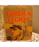 Big Little Book Blaze Brandon with the Foreign ... - $25.00