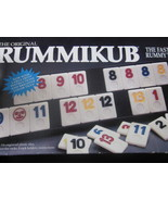 Rummikub Game by Pressman Complete - $21.00