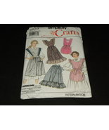 Sewing Pattern Simplicity Crafts 9433 Misses Ap... - $5.99