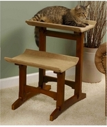 Double Cat Seat Cat Furniture - Early American - $164.99