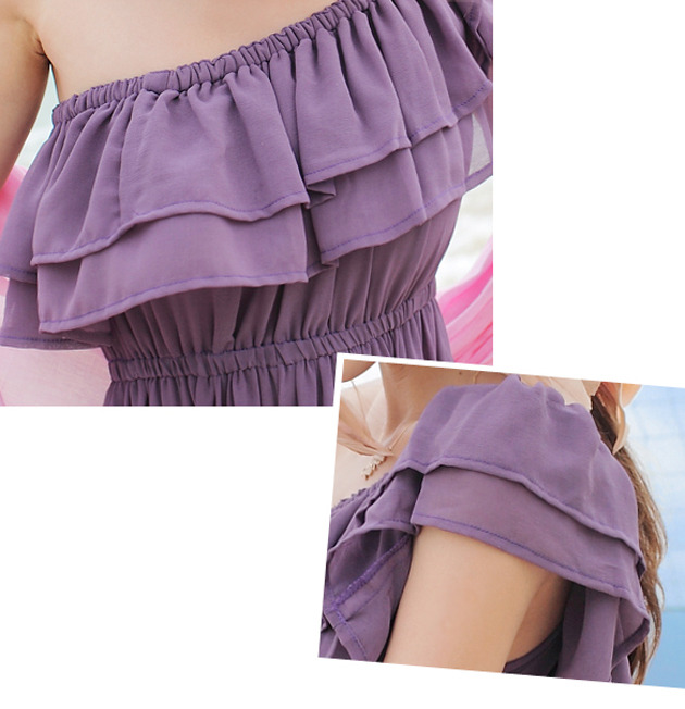 2012_spring_summer_chiffon_dress_maxi_ruffles_purple_detail