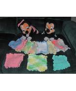 Wash Cloths Baby & Children Crochet Homemade  - $8.97
